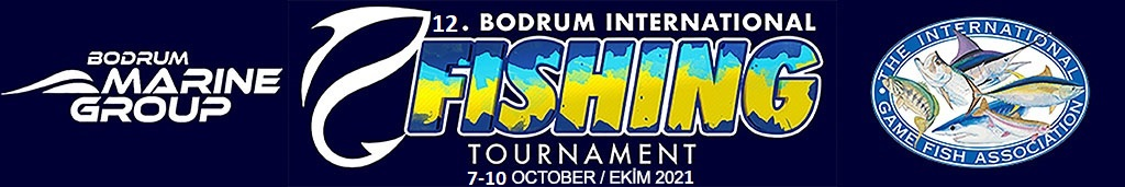Bodrum International Fishing Tournament Logo